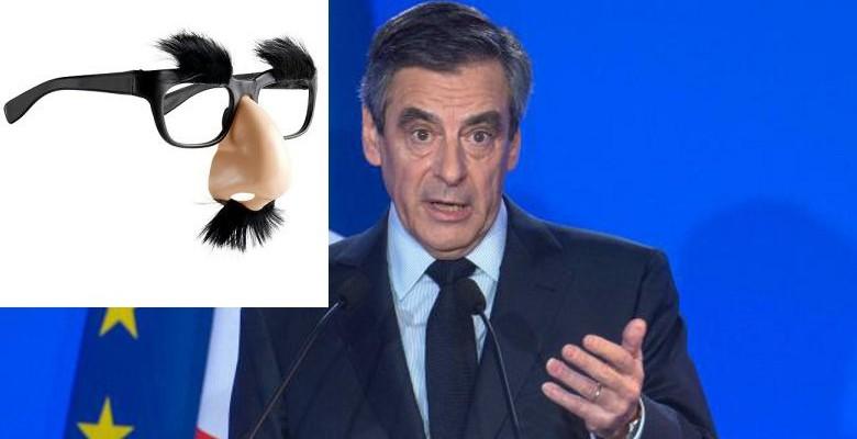 L'opération « sourcils » de François Fillon a tourné court